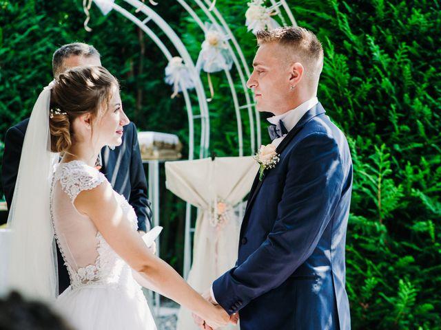 Il matrimonio di Sara e Mirko a Almè, Bergamo 34