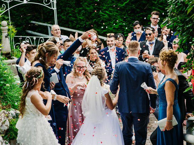 Il matrimonio di Sara e Mirko a Almè, Bergamo 36