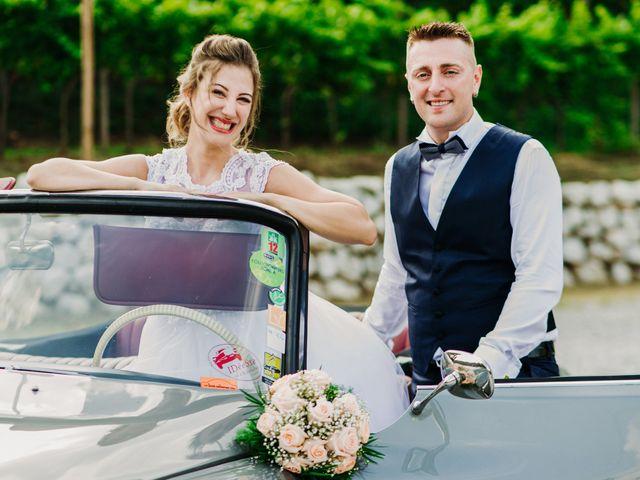 Il matrimonio di Sara e Mirko a Almè, Bergamo 39
