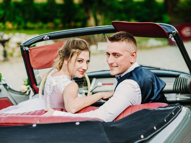 Il matrimonio di Sara e Mirko a Almè, Bergamo 40