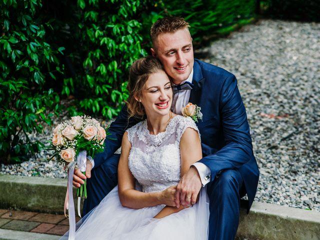 Il matrimonio di Sara e Mirko a Almè, Bergamo 44