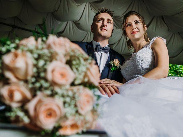 Il matrimonio di Sara e Mirko a Almè, Bergamo 45