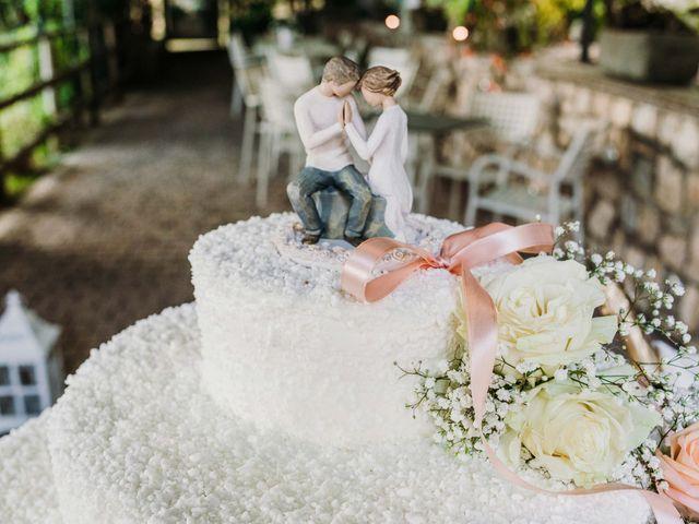 Il matrimonio di Sara e Mirko a Almè, Bergamo 53