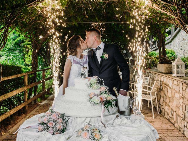Le nozze di Mirko e Sara