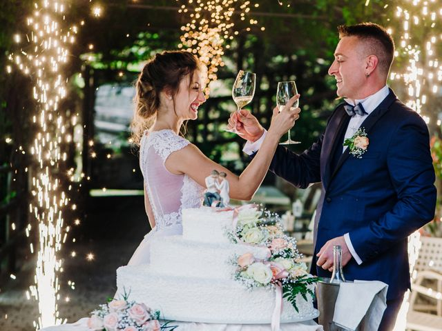 Il matrimonio di Sara e Mirko a Almè, Bergamo 55