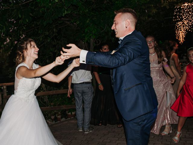 Il matrimonio di Sara e Mirko a Almè, Bergamo 59