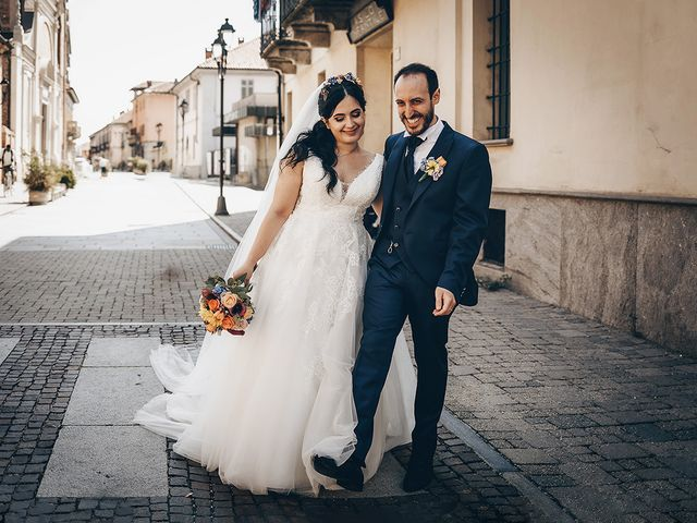 Le nozze di Giacinta e Antonio
