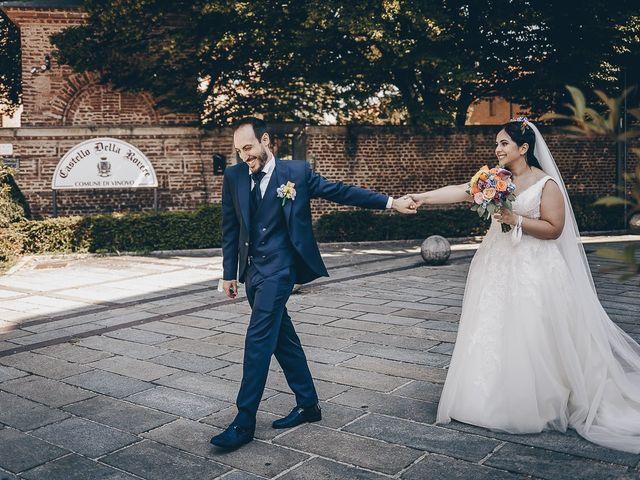 Il matrimonio di Antonio e Giacinta a Vinovo, Torino 30