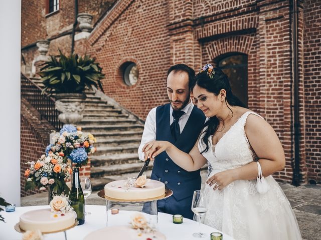 Il matrimonio di Antonio e Giacinta a Vinovo, Torino 67