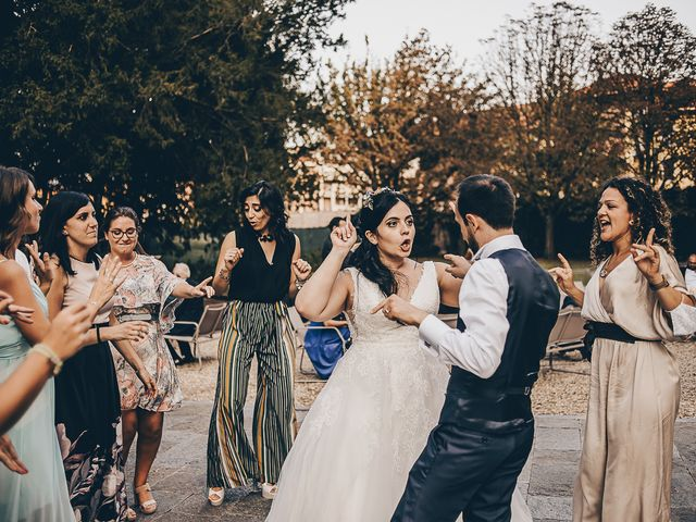 Il matrimonio di Antonio e Giacinta a Vinovo, Torino 73