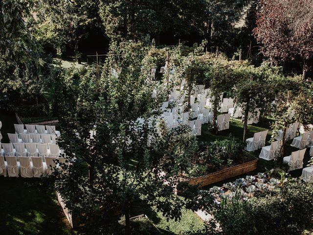Il matrimonio di Andrea e Martina a Brescia, Brescia 34