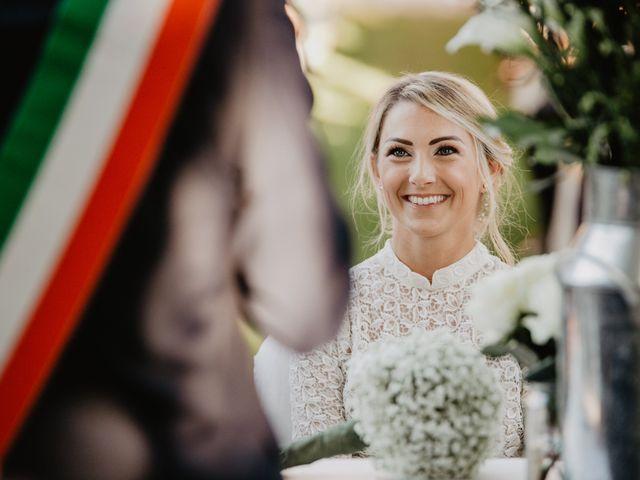 Il matrimonio di Andrea e Martina a Brescia, Brescia 73