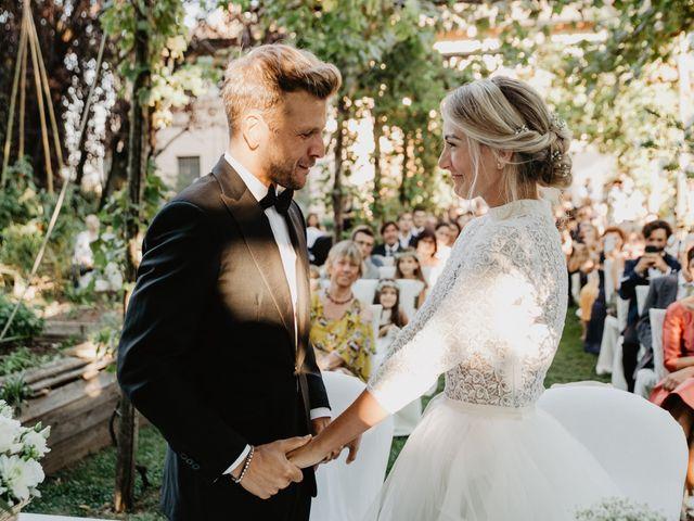 Il matrimonio di Andrea e Martina a Brescia, Brescia 80