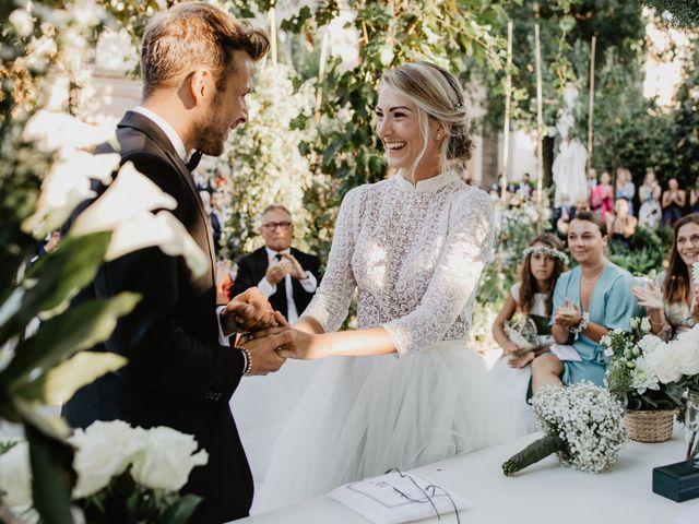 Il matrimonio di Andrea e Martina a Brescia, Brescia 81