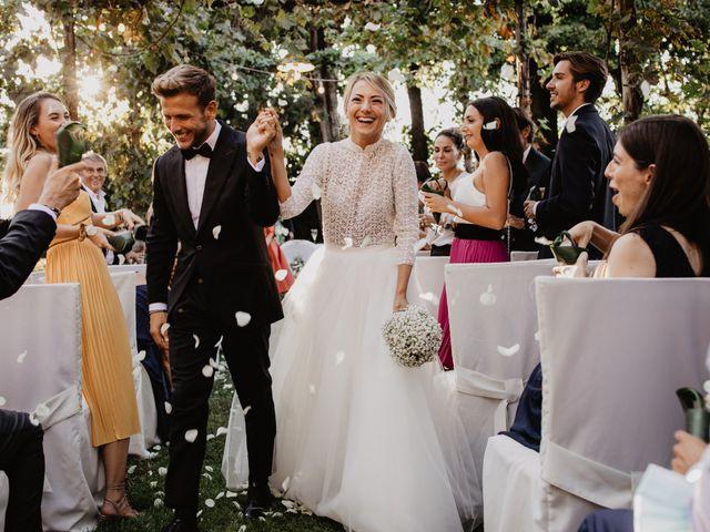 Il matrimonio di Andrea e Martina a Brescia, Brescia 85
