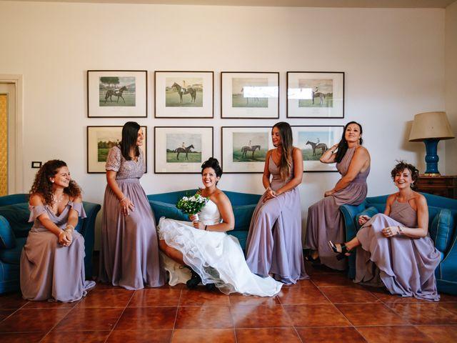 Il matrimonio di Giorgia e Eleonora a Scandriglia, Rieti 9
