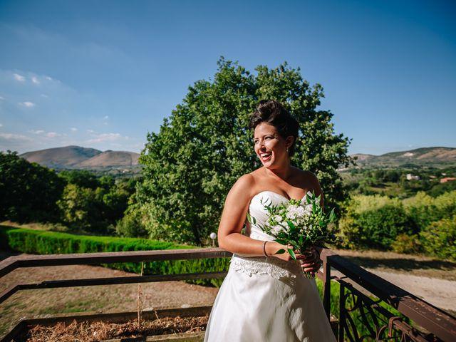 Il matrimonio di Giorgia e Eleonora a Scandriglia, Rieti 10