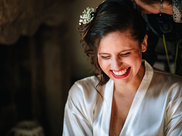 Il matrimonio di Giorgia e Eleonora a Scandriglia, Rieti 15
