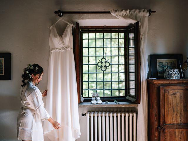 Il matrimonio di Giorgia e Eleonora a Scandriglia, Rieti 17