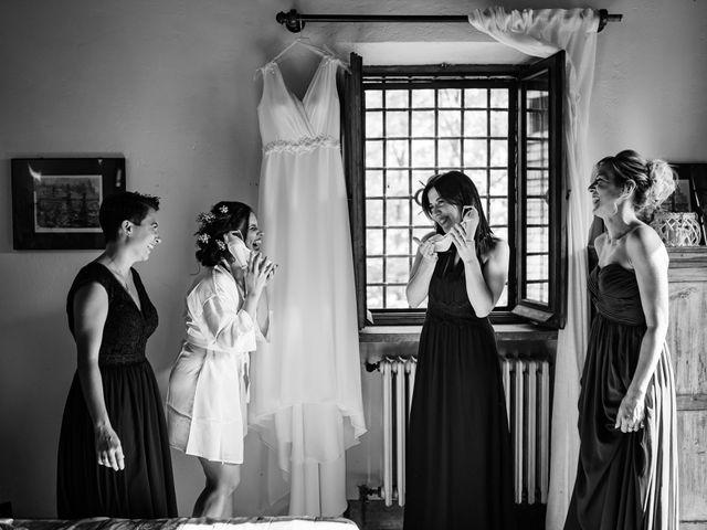 Il matrimonio di Giorgia e Eleonora a Scandriglia, Rieti 18