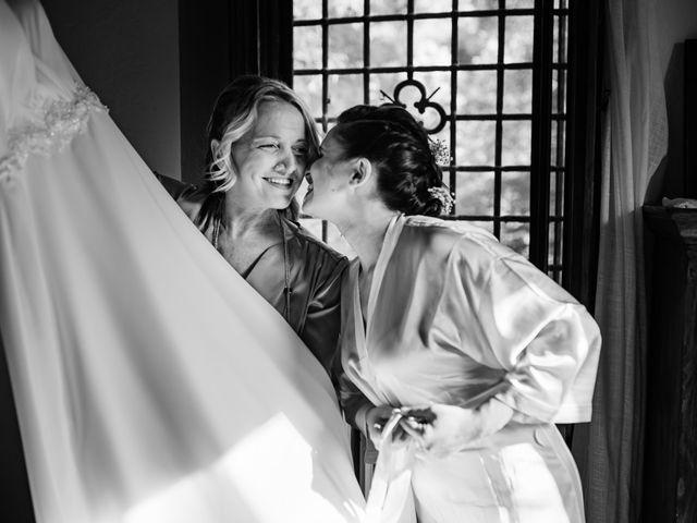 Il matrimonio di Giorgia e Eleonora a Scandriglia, Rieti 19