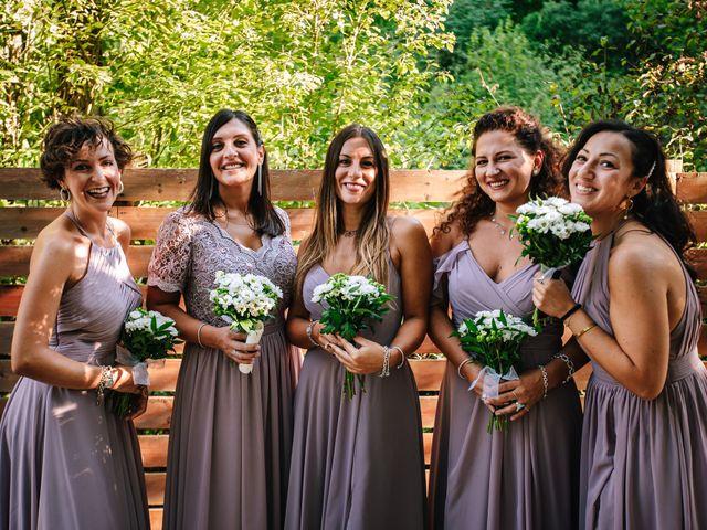 Il matrimonio di Giorgia e Eleonora a Scandriglia, Rieti 24