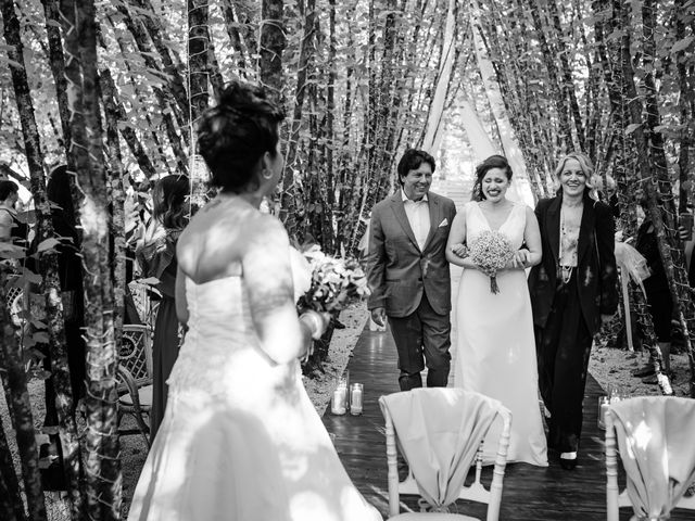 Il matrimonio di Giorgia e Eleonora a Scandriglia, Rieti 25