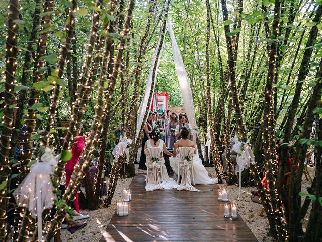 Il matrimonio di Giorgia e Eleonora a Scandriglia, Rieti 27