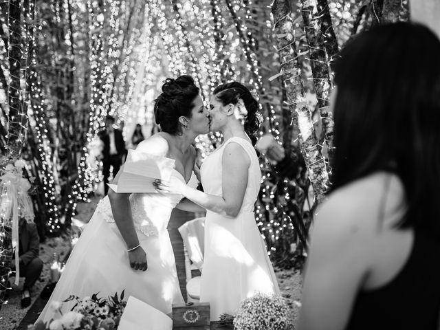 Il matrimonio di Giorgia e Eleonora a Scandriglia, Rieti 30