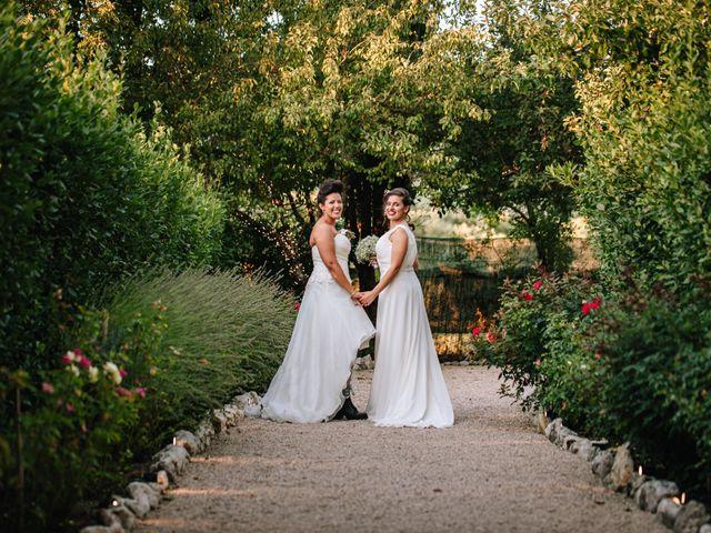 Il matrimonio di Giorgia e Eleonora a Scandriglia, Rieti 35