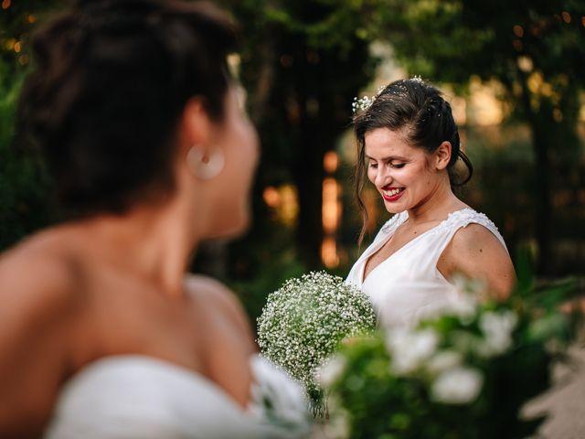 Il matrimonio di Giorgia e Eleonora a Scandriglia, Rieti 36