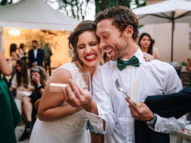 Il matrimonio di Giorgia e Eleonora a Scandriglia, Rieti 42
