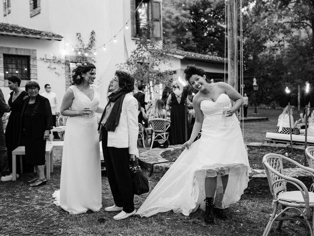 Il matrimonio di Giorgia e Eleonora a Scandriglia, Rieti 45