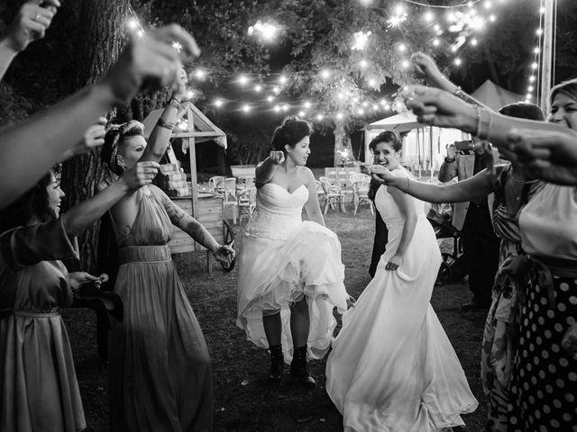 Il matrimonio di Giorgia e Eleonora a Scandriglia, Rieti 48