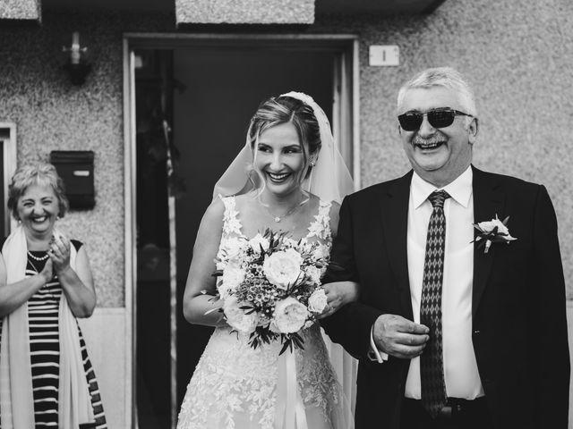 Il matrimonio di Marco e Vedrana a Gallipoli, Lecce 20