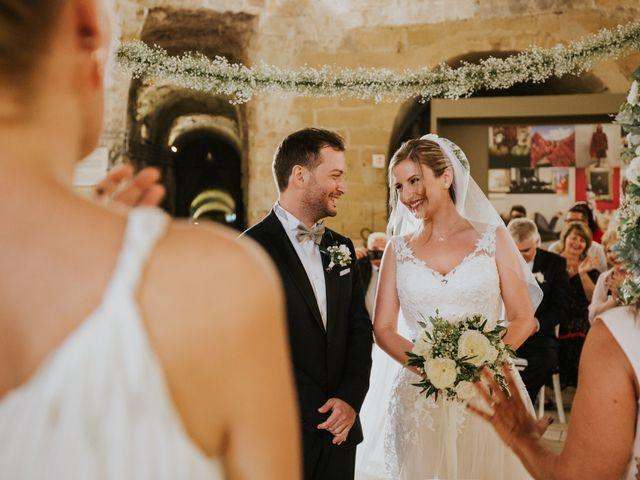 Il matrimonio di Marco e Vedrana a Gallipoli, Lecce 24