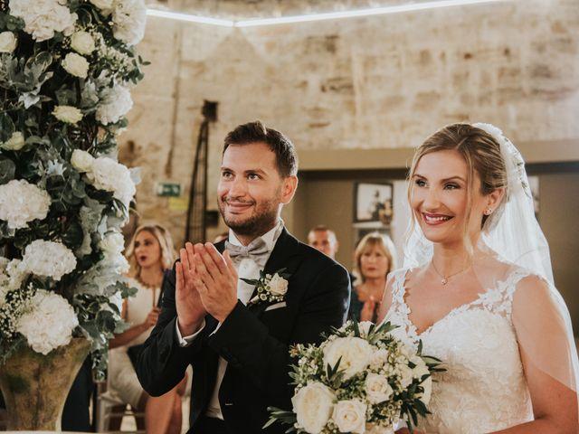 Il matrimonio di Marco e Vedrana a Gallipoli, Lecce 25