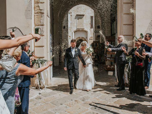 Il matrimonio di Marco e Vedrana a Gallipoli, Lecce 29