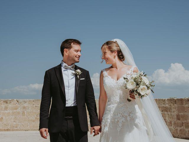 Il matrimonio di Marco e Vedrana a Gallipoli, Lecce 33