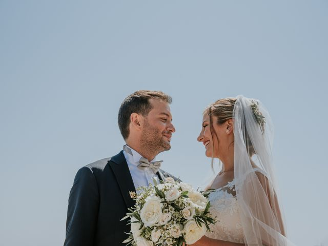 Il matrimonio di Marco e Vedrana a Gallipoli, Lecce 34