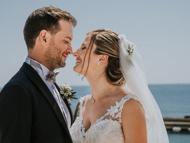 Il matrimonio di Marco e Vedrana a Gallipoli, Lecce 35