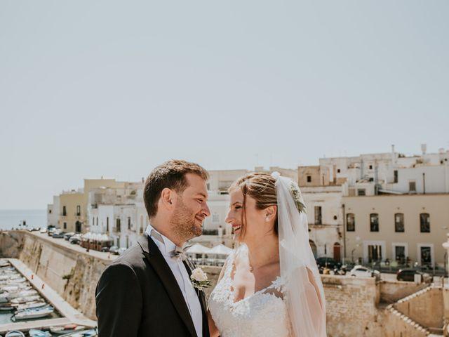 Il matrimonio di Marco e Vedrana a Gallipoli, Lecce 36