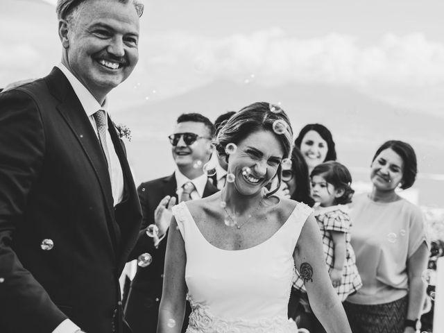 Il matrimonio di Tina e Danilo a Napoli, Napoli 32