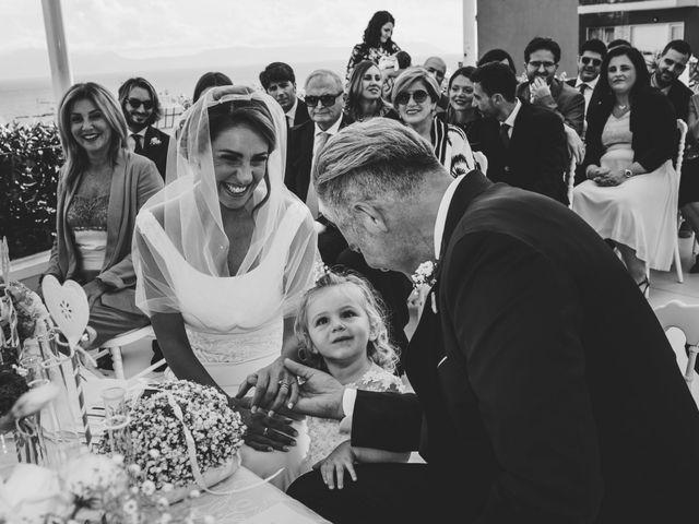 Il matrimonio di Tina e Danilo a Napoli, Napoli 33