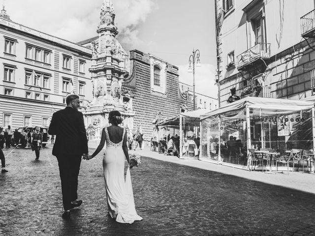 Il matrimonio di Tina e Danilo a Napoli, Napoli 35