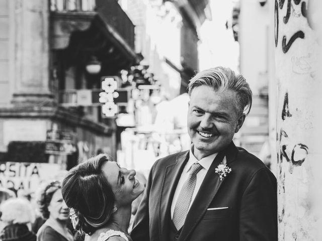 Il matrimonio di Tina e Danilo a Napoli, Napoli 41