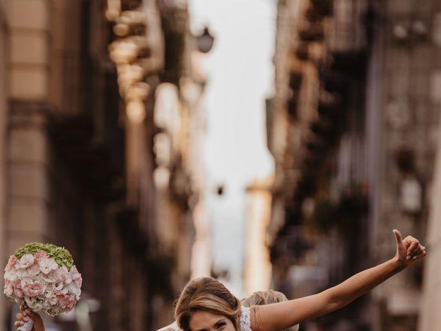Il matrimonio di Tina e Danilo a Napoli, Napoli 51