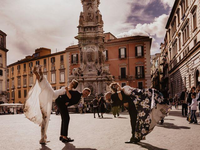 Il matrimonio di Tina e Danilo a Napoli, Napoli 65