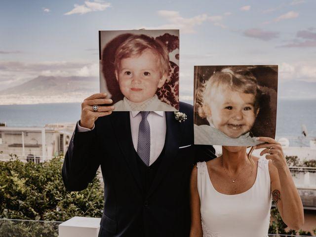 Il matrimonio di Tina e Danilo a Napoli, Napoli 66