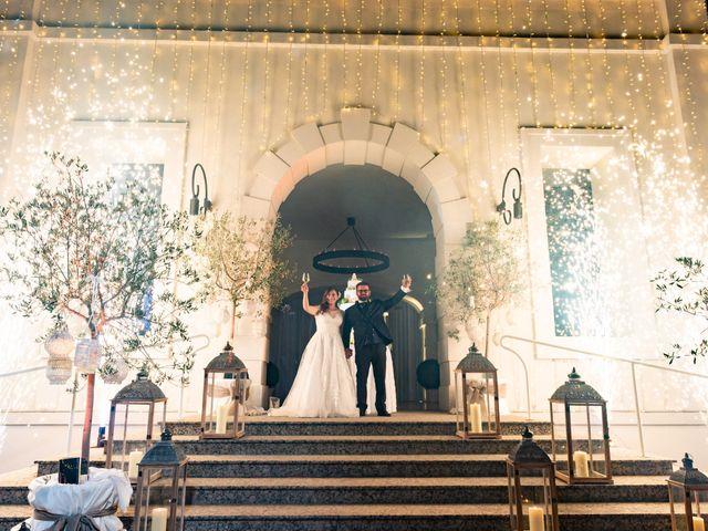 Le nozze di Imma e Lorenzo